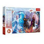 TREFL ПЪЗЕЛ за деца (100ч.) Ледена магия, Disney Frozen II, 16366