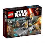 LEGO STAR WARS Боен кораб на съпротивата Resistance Trooper Battle Pack, 75131