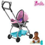 Barbie Детегледачка: Детска количка с бебе, Skipper Babysitters, FXG94-FXG95