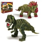 Bloco Puzzle EVA 3D Dinosaurs, 25004