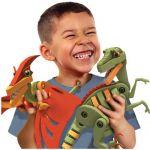 Bloco Toys Puzzle EVA 3D Velociraptor & Pterosaur Dinosaur, 20001