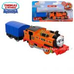 Fisher Price Влакче НИЯ Thomas & Friends Motorized Nia Engine от серията TrackMaster™ FXX47