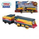 Fisher Price Влакче РЕБЕКА Thomas & Friends Motorized REBECCA Engine от серията TrackMaster™ GDV30