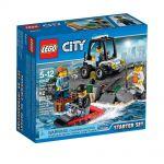 LEGO CITY Затвор на острова стартов комплект Prison Island Starter Set, 60127