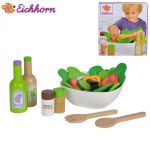 Eichhorn Wooden Vegetables Chopping Board, 100003722