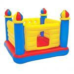 Детски надуваем батут Замък, Intex Jump-O-Lene Castle Bouncer, 48259