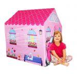 Детска палатка Розова Къща, 95x72x102, Tent Girl house
