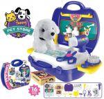 Детски магазин за домашни любимци с куче Bowa, Pretend Play Pet shop and Dog, 8357