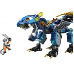 LEGO NINJAGO Eлементният дракон на Джей, Jayâ's Elemental Dragon, 70602