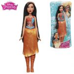 КУКЛА Покахонтас от серията Дисни Принцеси, Disney Princess Pocahontas Royal Shimmer Hasbro, E4022