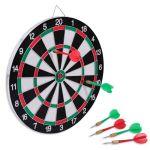 Детска игра Дартс (30см.) и 6 бр. стели, Darts with 6 arrows