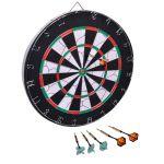 Детска игра Дартс (46см.) Професионален и 6 бр. стели, Darts with 6 arrows