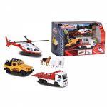 Majorette Комплект за игра Планинска Спасителна служба, Diorama mountain rescue, 212058593