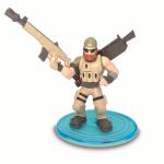 Fortnite mini figure SledgeHammer, GIOCHI PREZIOSI Battle Royale, FRT12100-031