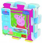Trefl Baby Foam puzzle Peppa Pig 118 х 60 cm, 61059