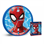 Disney Spiderman wall Clock, 503291