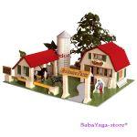 Строител  с тухлички ФЕРМА от Brickadoo - 20924