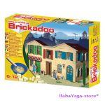 Строител с тухлички ГРЪЦКА къща от Brickadoo - 20929