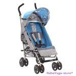 Детска количка JUNIORS Capri - синя
