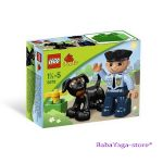 LEGO DUPLO Police man, 5678