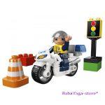 LEGO DUPLO Police Bike, 5679