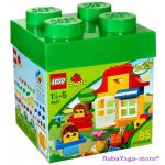 LEGO DUPLO ЗАБАВЛЕНИЕ с тухлички, 4627