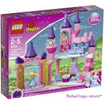 LEGO DUPLO DISNEY Замъкът на Пепеляшка Cinderella's Castle, 6154