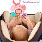Bright Starts Toys Play-a-lot-Petals, 9064