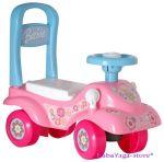 Количка за прохождане Барби, Ride-on Barbie Stamp, JB900600