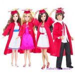 Barbie КУКЛА HSM3 с пръстен - Troy N6847