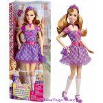 Barbie КУКЛА Академия за принцеси Princess - Delancy V8703