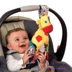 Bright Starts Toy Sensory Jirafe Start your Senses, 8976