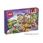 ЛЕГО ФРЕНДС Летен лагер в КОННА БАЗА, LEGO Friends Summer Riding Camp, 3185
