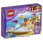 LEGO Конструктор Friends МОТОРНА ЛОДКА на Оливия 3937