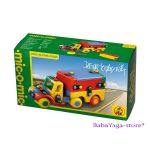 Mic-o-Mic Small artic truck Bricks, 089177