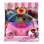 Bright Starts Musical toy Put & Take Purse, 9073