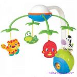 Bright Starts Musical toy Dream Along Mobile for playpen, 8352