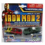Maisto Iron Man2 MARK IV vs DRONE VERSUS, 15147