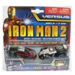 Maisto Iron Man2 Колички комплект MARK V vs WHIPLASH 2бр. VERSUS - 15147