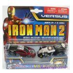 Maisto Iron Man2 Колички комплект Nick Fury vs Drone 2бр. VERSUS - 15147