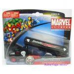 Maisto Marvel Камион - ТАНКЕР UNIVERSE Hauler SILVER SURPER  - 1:32