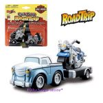 Maisto Road Trip Трейлър - пикап с МОТОР Harley Davidson - 15018