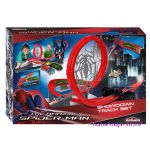 Majorette Spiderman ПИСТА Show Down Truck set - 9718