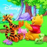 Disney, Bath baby book, Winnie the Pooh, 92F
