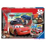 Ravensburger (3х49) Worldwide Racing Fun Puzzle, 09281