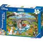Ravensburger (100pcs.) The Animal Friends Family Puzzle, 109470
