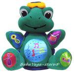 Baby EinStein КОСТЕНУРКА музикална плюшена играчка Press & Play Pal - 90539
