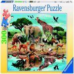 Ravensburger ПЪЗЕЛ за деца (300ч.) Животинско царство - 131075