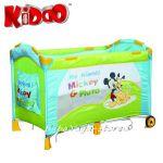 Кошарка за бебе на 2 нива с героите на Дисни МИКИ Маус - FRIENDS от KIDDO 4002