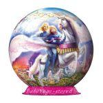 Ravensburger ПЪЗЕЛ за деца ТОПКА (72ч.) Магически Приключения (Ф13) -121342
